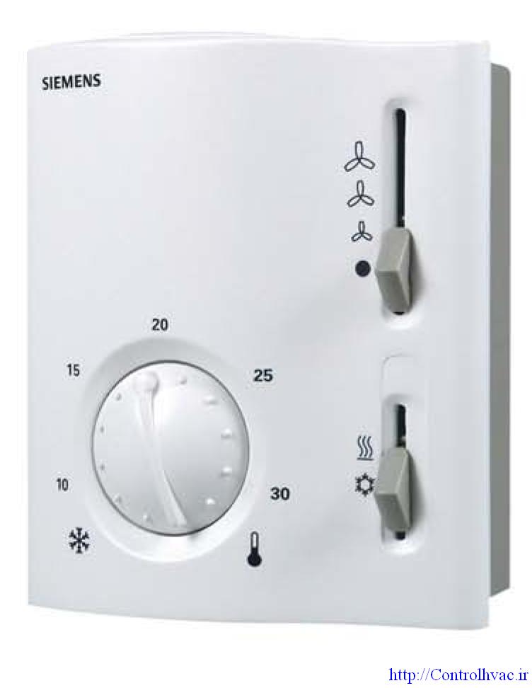 Wiring Diagram Siemens Wireless Thermostat : ترموستات زیمنسrab هانیول