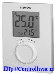 ترموستات گرمایش کف زیمنس RDH